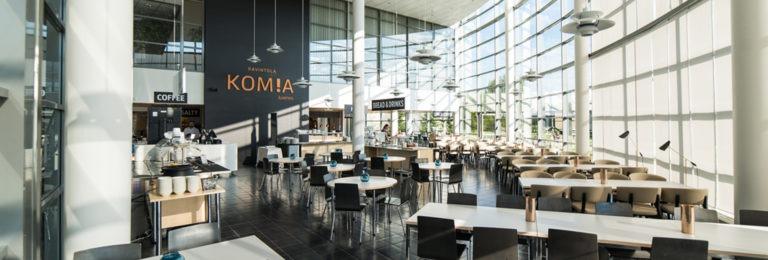Ravintola Komia - Frami Oy